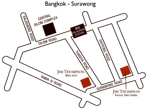 Bangkok - Surawong