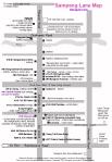 Sampeng Lane Map