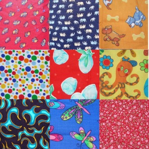 Fabric from Sampeng Lane