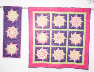 Linda's quilts