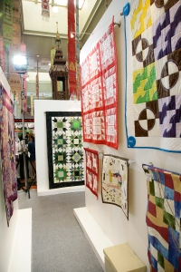 Quilt show in Bangkok
