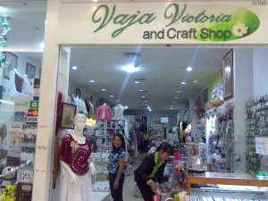 Vaja Victoria and Craft Shop