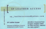 SP Leather Access card