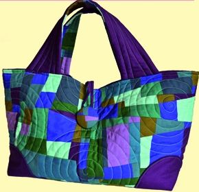 Contemporary Art Bag