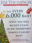 Jim Thompson Sale