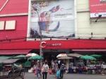 China World Mall on Pahurat Road in Chinatown, Bangkok