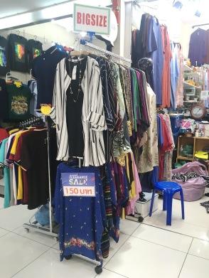 Big Size fashions sale 150 baht